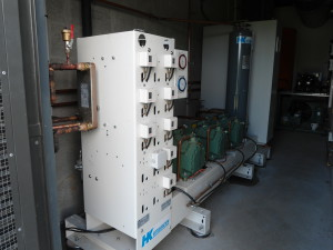 Installation froid industriel et commercial 22